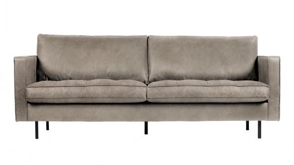 "Sofa Rodeo ""Classic"" 2,5-Sitzer - Kunstleder Elephant Skin"