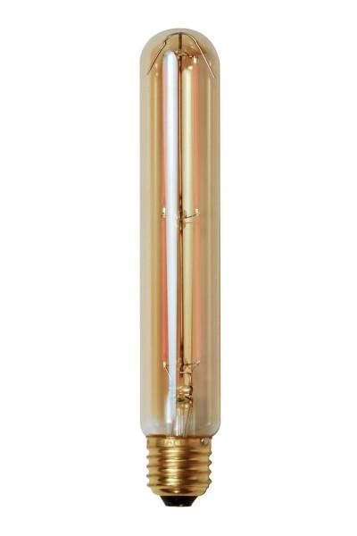 Glühbirne LED 4 Watt Filament Röhre 18,5 cm E27