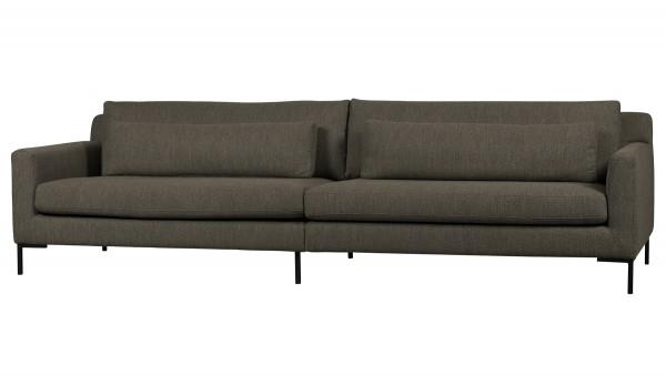 Sofa Hang Out 4 Sitzer - Bouclé Brown