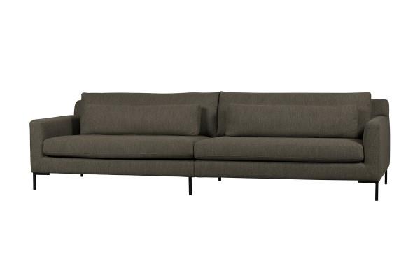 Sofa Hang Out 4 Sitzer 280 cm - Bouclé Brown