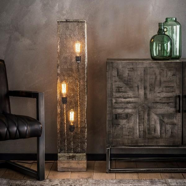 Stehlampe Woodo