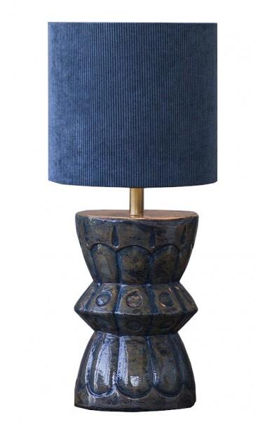 Tischlampe Larry - Blue