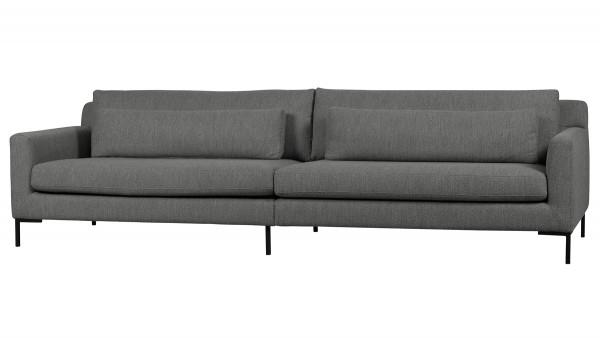 Sofa Hang Out 4 Sitzer - Bouclé Steel Grey