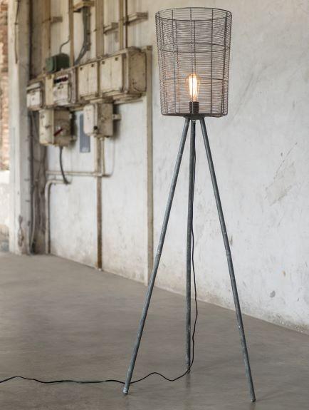 Stehlampe Tripod L