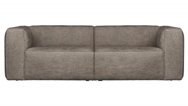 Sofa Bean 3,5-Sitzer - Melange Travertin