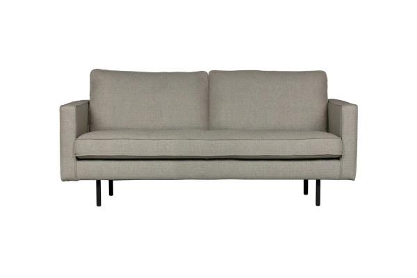 Sofa Rodeo 2,5-Sitzer 190 cm - Stoff Nougat