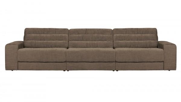 Sofa Date 3-Sitzer - Vintage Brown