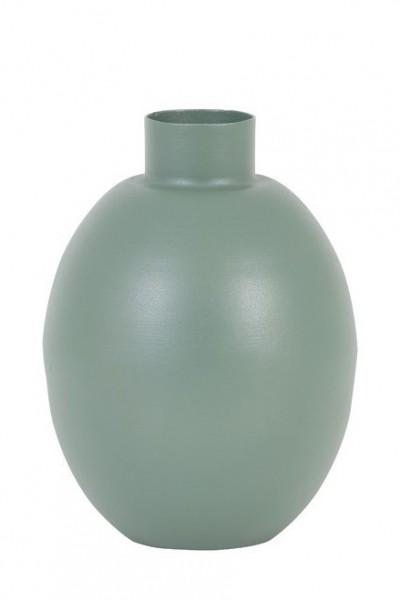 Vase Binco - Ø12x16 cm - Dunkelgrün