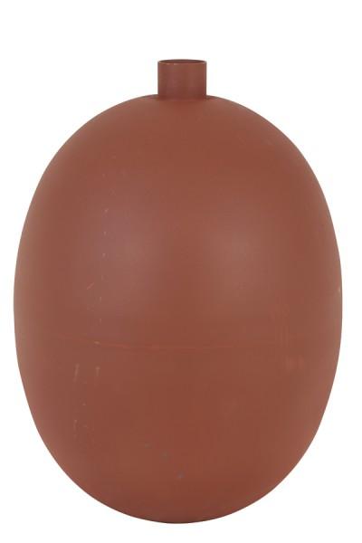 Vase Binco - Ø30x42 cm - Rot