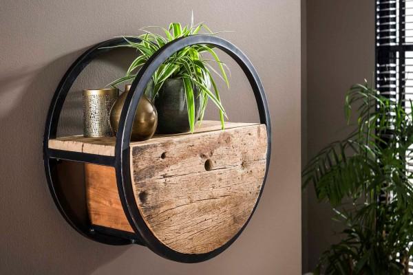 Wandregal Barrel - 50 cm