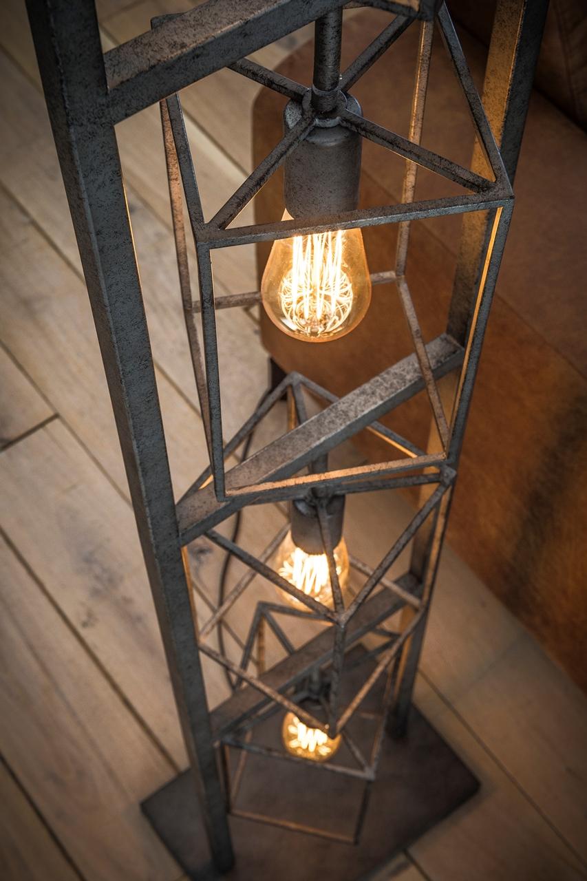Stylische Stehlampen im Vintage Style