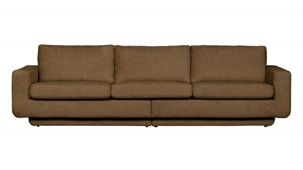 Sofa Fame 3-Sitzer - Structure Samt Candy