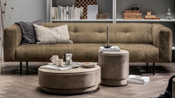 Sofa Skin 4 Sitzer - Olive Green - B-Ware