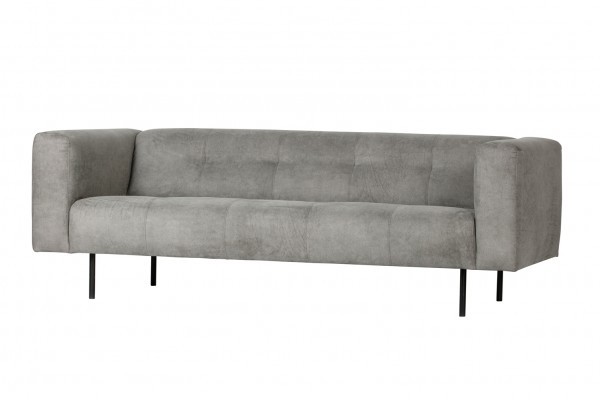 Sofa Skin 2,5 Sitzer - Stoff Light Grey