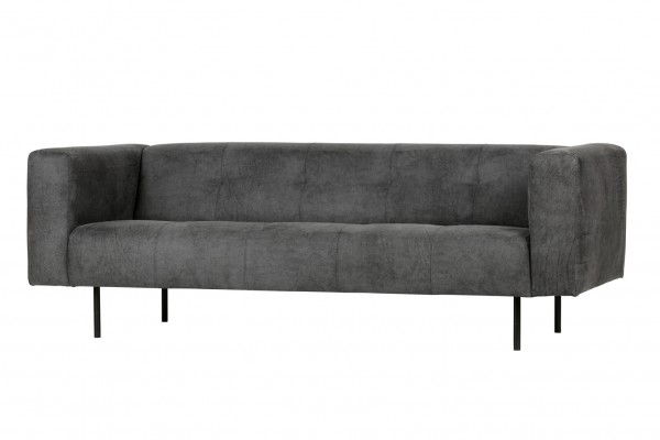 Sofa Skin 2,5 Sitzer - Stoff Anthracite