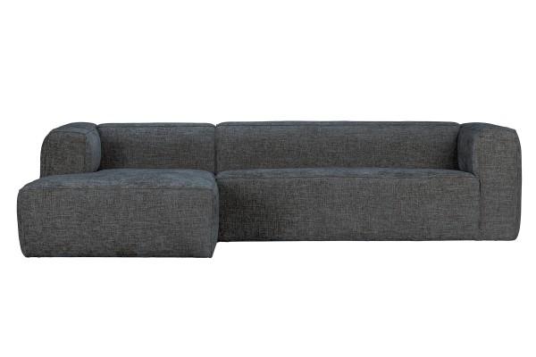 Longchair-Sofa Bean Links - Stoff Terrazzo