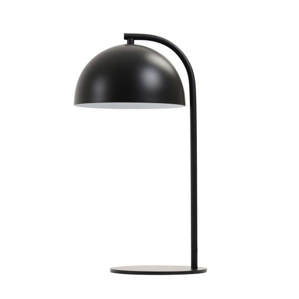 Tischlampe Mette- Schwarz