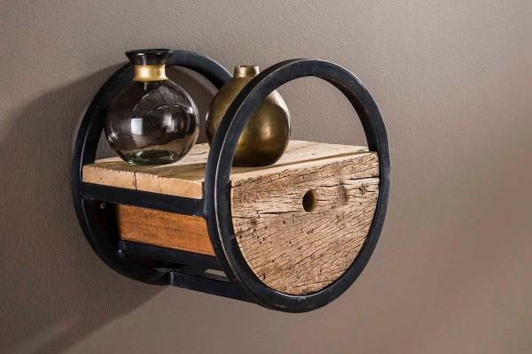 Wandregal Barrel - 30 cm