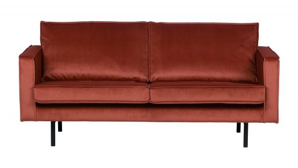 Sofa Rodeo 2,5-Sitzer - Samt Chestnut