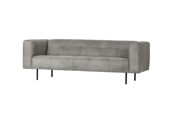 Sofa Skin 2,5 Sitzer 213 cm - Stoff Light Grey