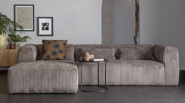 Longchair-Sofa Bean Links - Ribcord Terrazzo