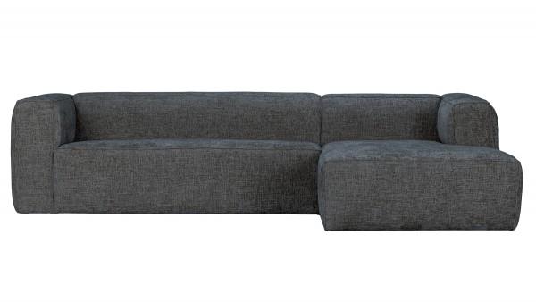 Longchair-Sofa Bean Rechts - Melange Terrazzo