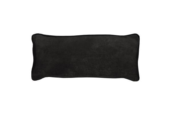 Kissen Bean - Leder Black