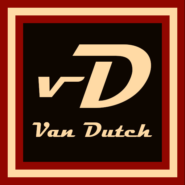 Van Dutch - strong powerful design