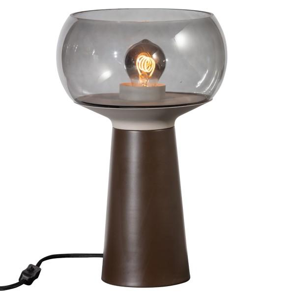 Tischlampe Mushroom - Coffee